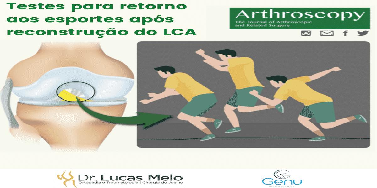 Read more about the article Retorno aos esportes após reconstrução do LCA